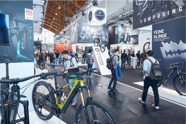 Eurobike tradeshow